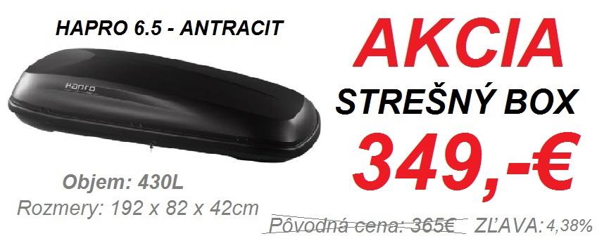 Akcia stresny box Hapro 6.5