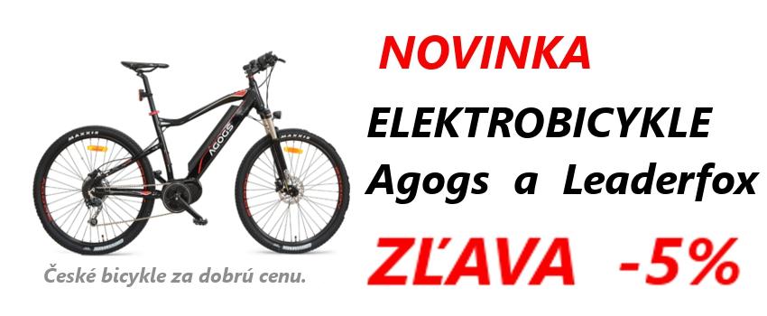 Akcia elektrobicykle