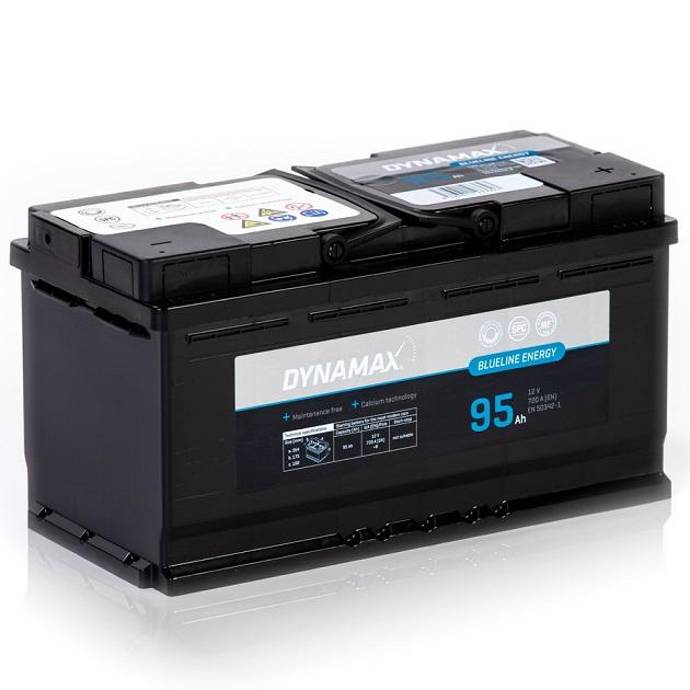 Dynamax Blueline 12V/95Ah 720A