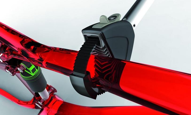 Nosič bicyklov ATERA STRADA SPORT 2 E-BIKE na ťažné zariadenie