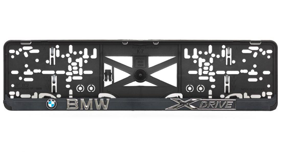 3D Držiak ŠPZ BMW Xdrive (2ks)