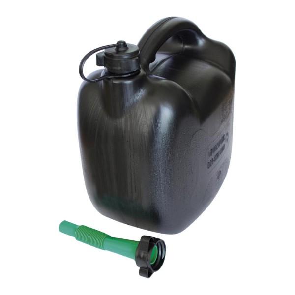 Bandaska - Kanister 10L na palivo čierny (max2592)