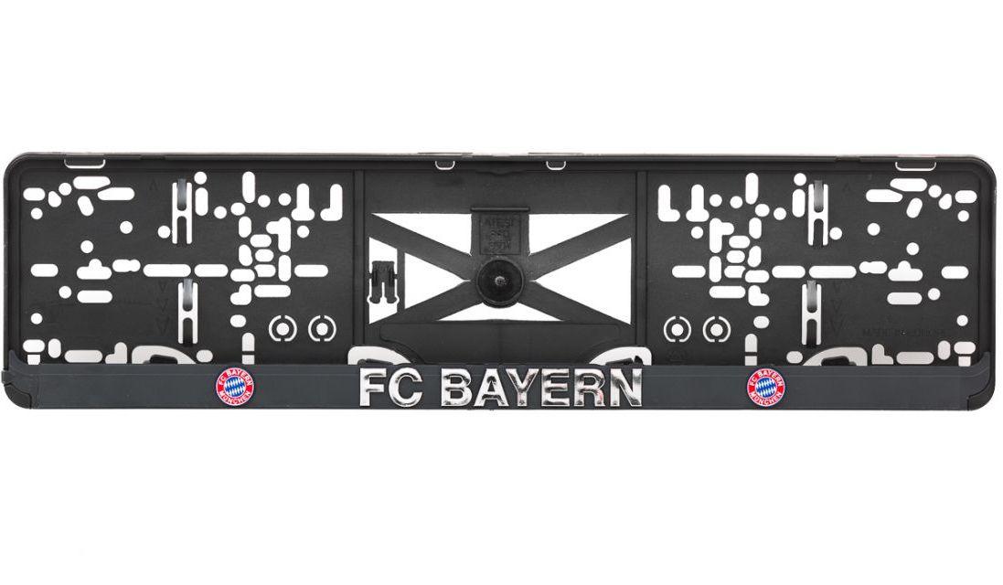3D Držiak ŠPZ FC BAYERN (2ks)