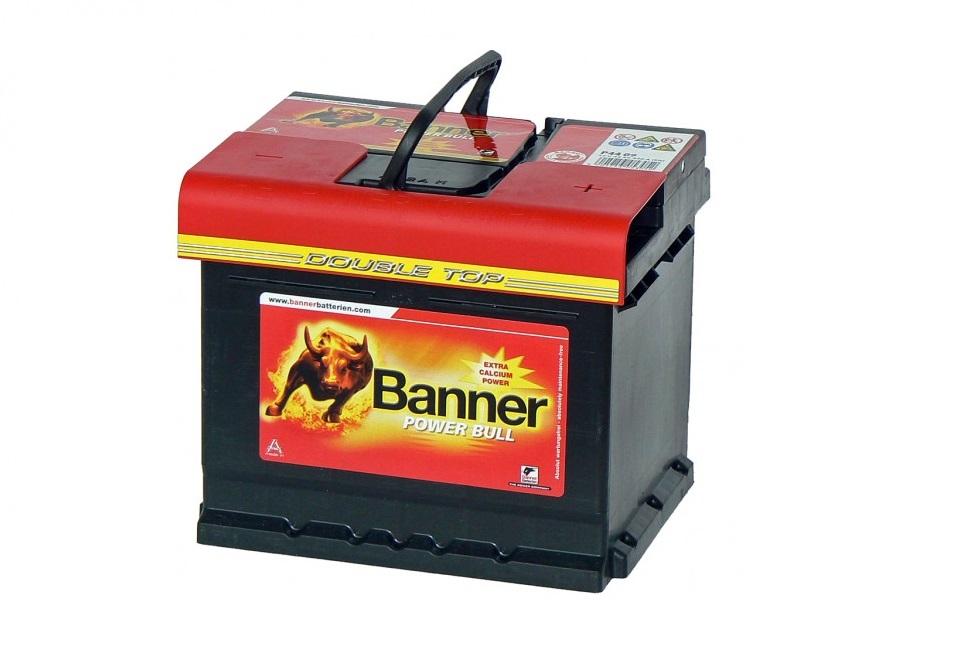 Banner Power Bull P5003 12V/50Ah