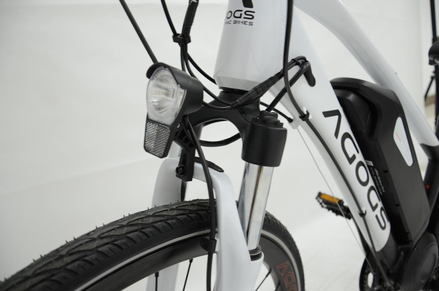 Elektrobicykel Agogs GUST - dámsky