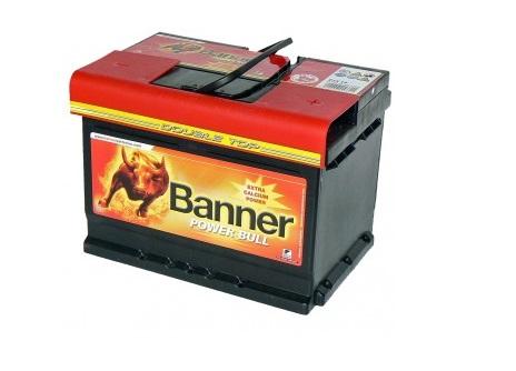 Banner Power Bull P56219 12V/62Ah