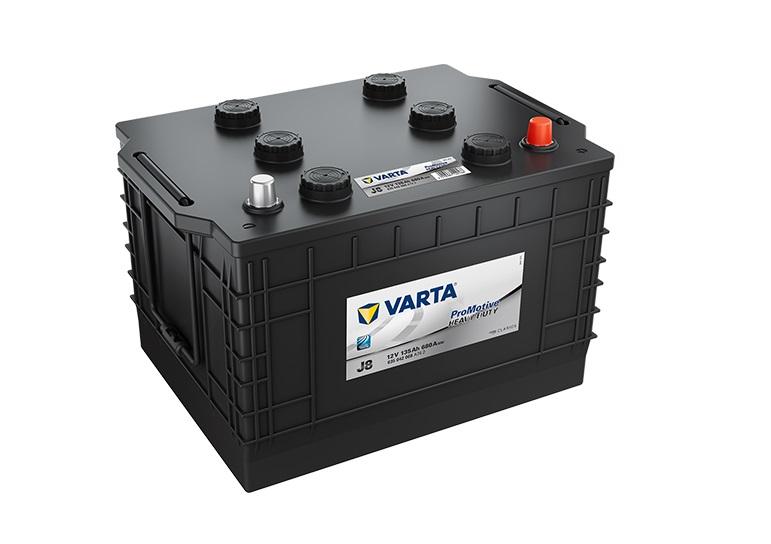 Varta Black 12V/135Ah - 680A (635042068) J8