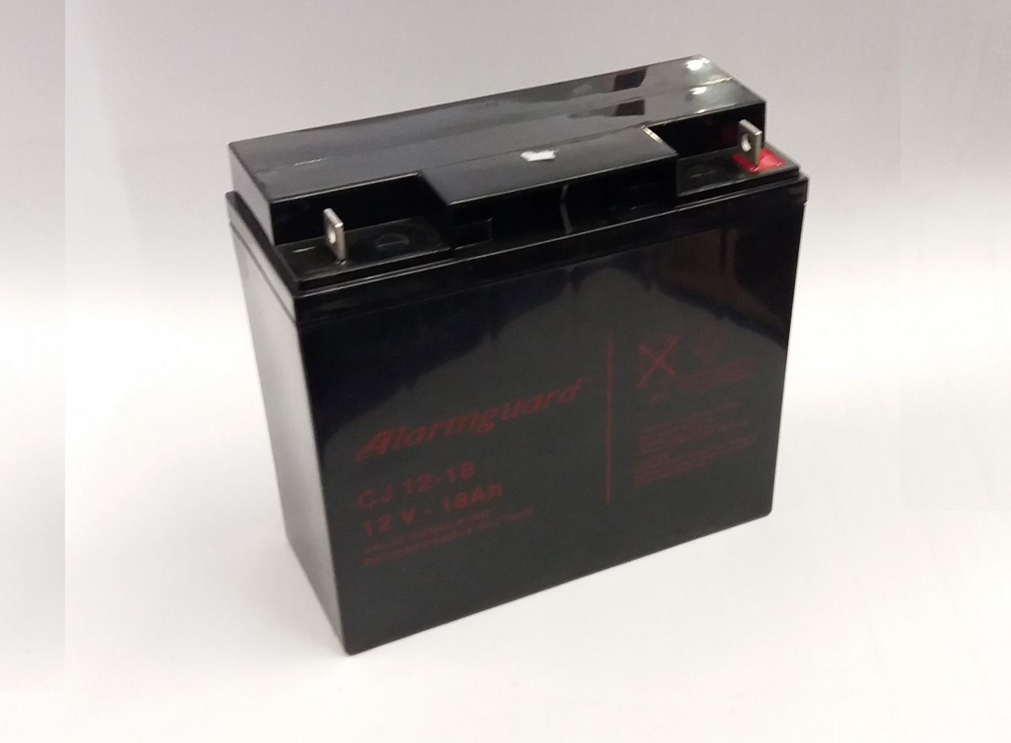 Vrla 12V/18Ah (CJ12-18) záložný zdroj gel