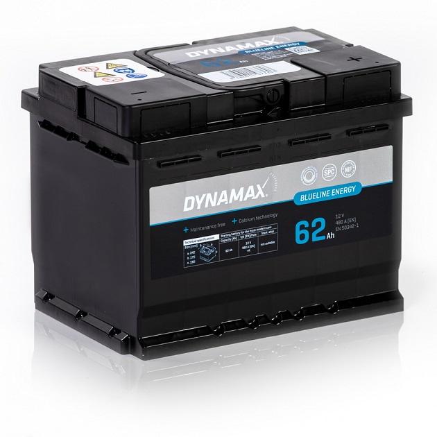 Dynamax Blueline 12V/62Ah 480A