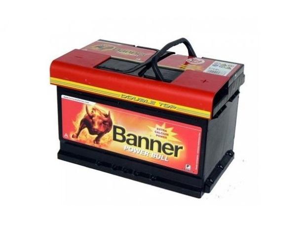 Banner power Bull P7209 12V/72Ah