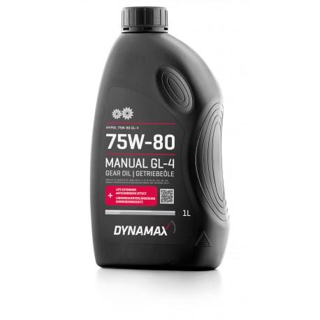 Dynamax HYPOL 75W-80 GL-4 1L