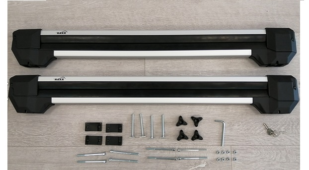 Nosič lyží HAKR ALU 6 (HV0560)