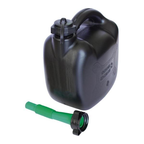 Bandaska - Kanister 5L na palivo čierny (max2585)