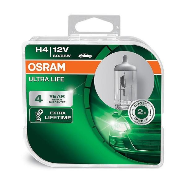 Osram H4 ULTRA LIFE 12V 60/55W (box)