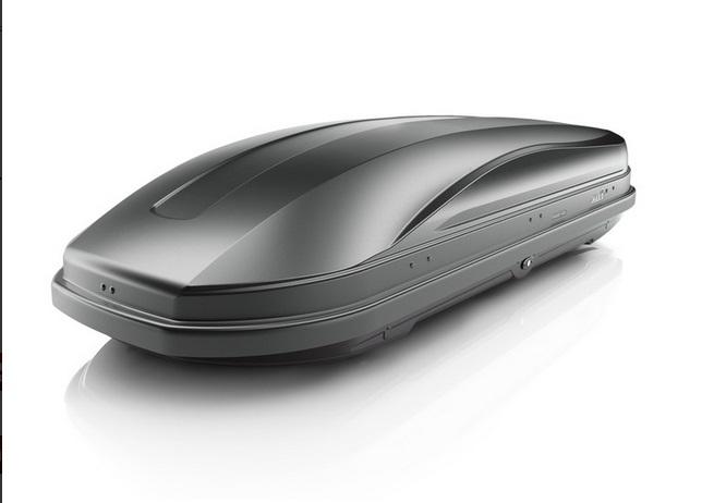 Box Hakr ML400 - šedý matný
