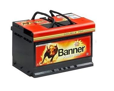 Banner Power Bull P7412 12V/74Ah