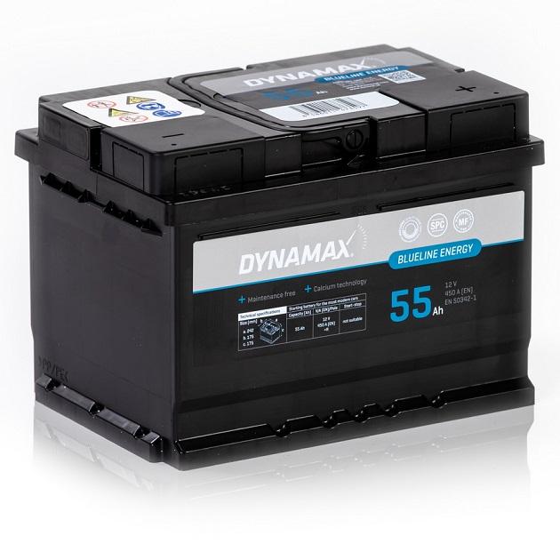 Dynamax Blueline 12V/55Ah 450A