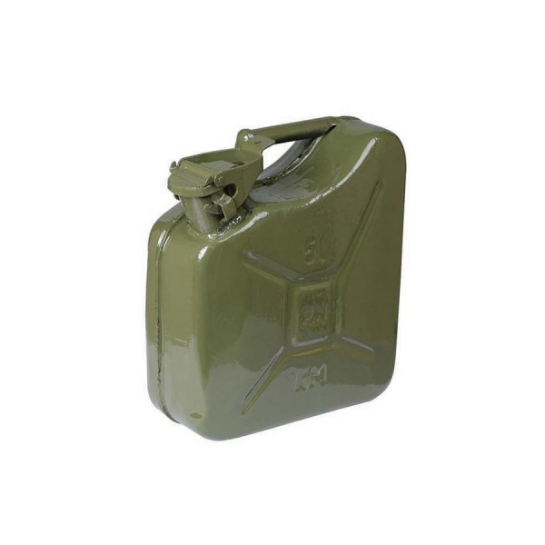 Bandaska - Kanister 5L kovový