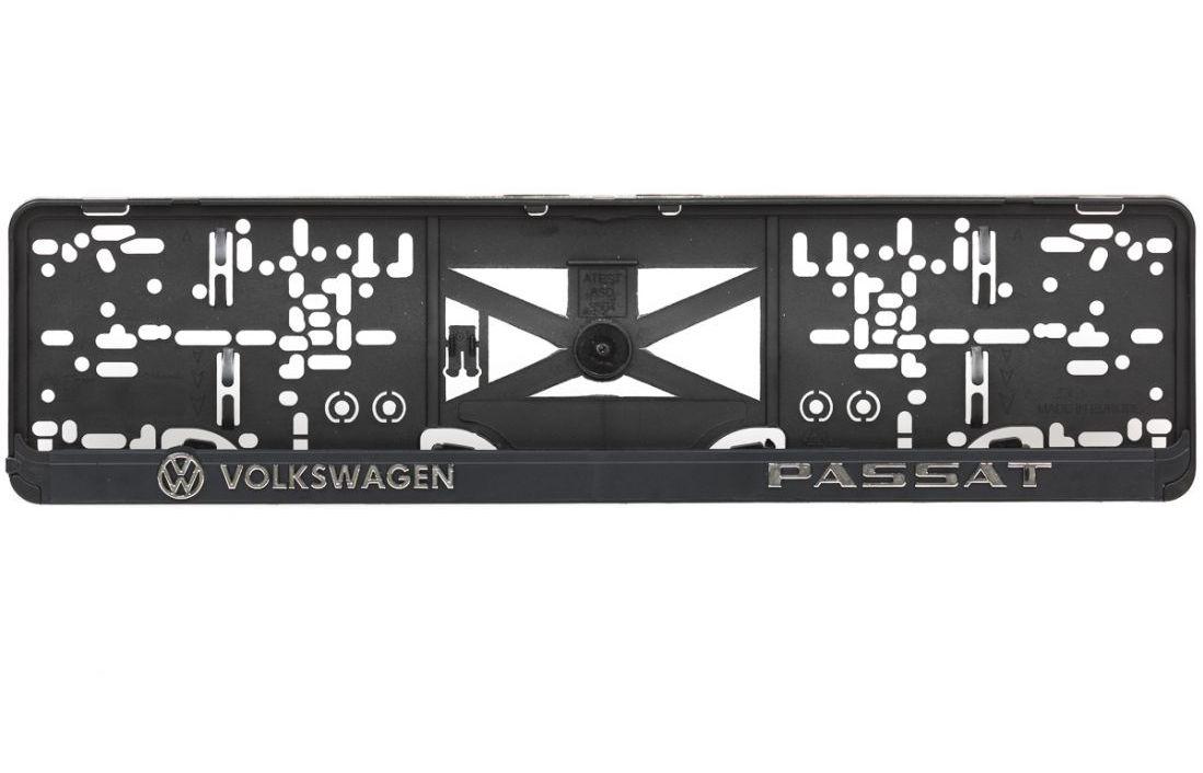 3D Držiak ŠPZ VW PASSAT (2ks)