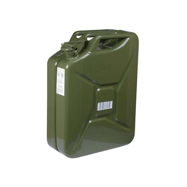 Bandaska - Kanister 20L kovový na palivo