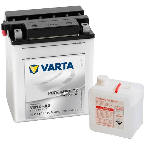 12V/14Ah 140A Varta 514012014