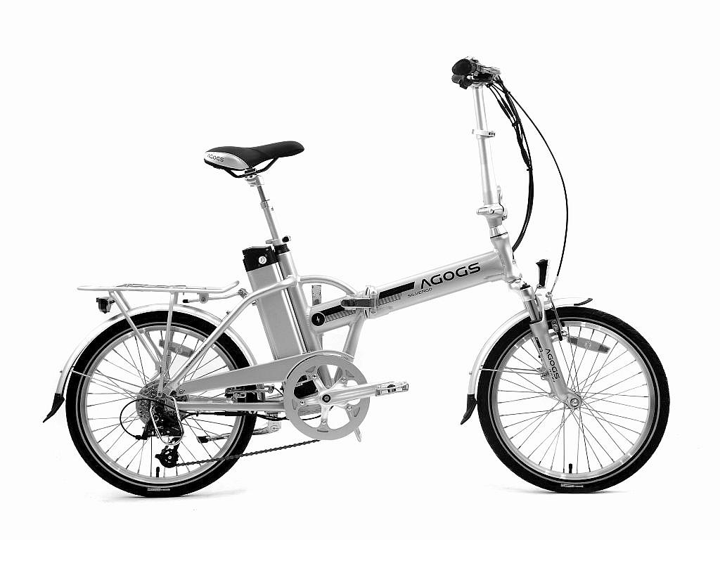 Elektrobicykel Agogs SILVERGO s bat.36V/16Ah