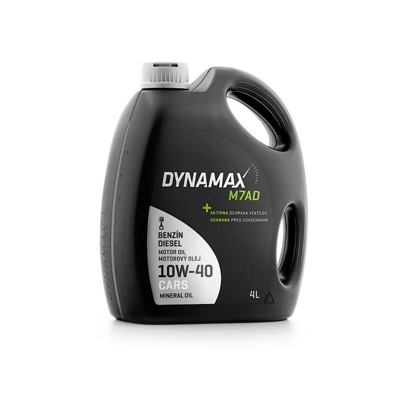 Dynamax M7AD 10W40 4L