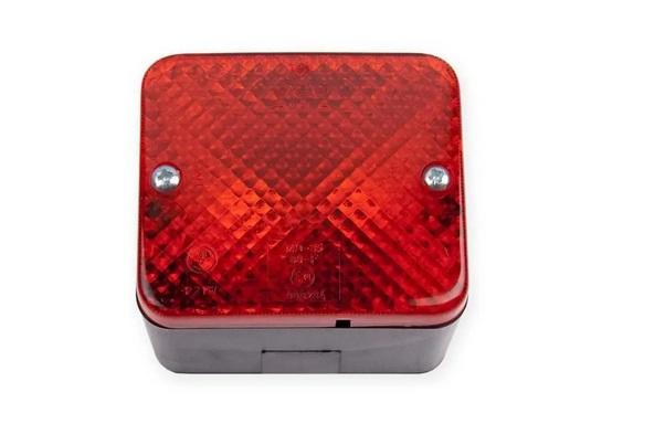 Hmlovka červená (85x75mm) 1ks