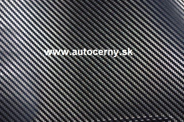 Karbonová fólia čierna 150x500cm