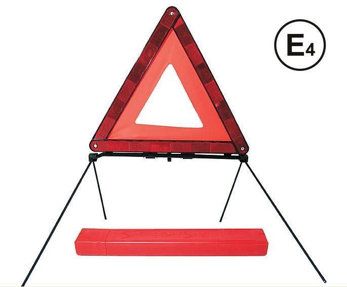 Eurotrojuholník výstražný
